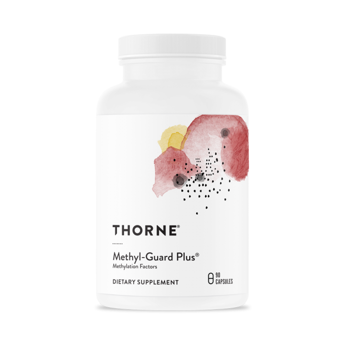 Methyl-Guard Plus 90 Capsules Thorne Research
