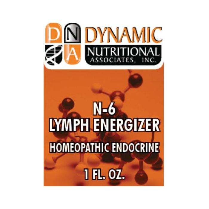 N-6 Lymph Energizer