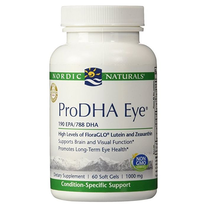 ProDHA Eya 60 softgels