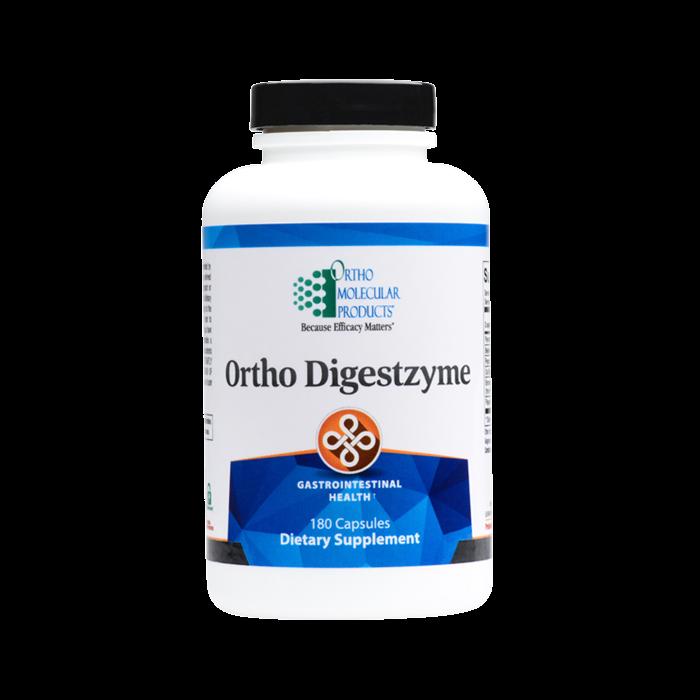 Ortho Digestzyme 180 caps Ortho Molecular