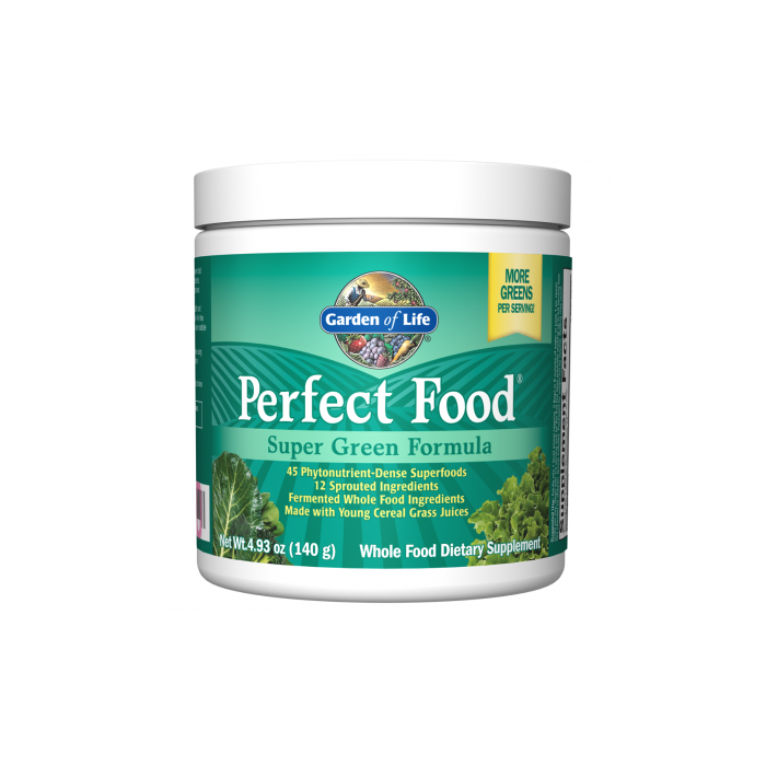 Perfect Food 140g powder Garden of Life