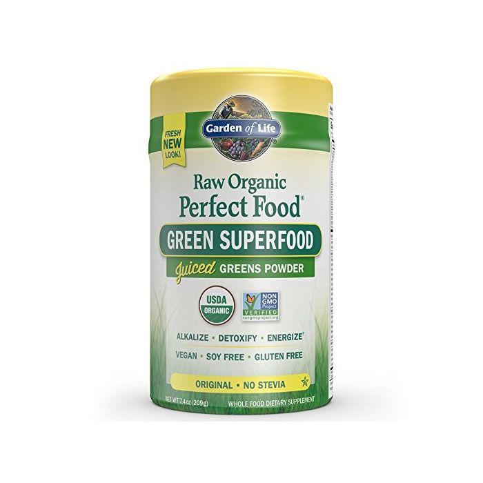 Perfect Food Raw Organic 209g Powder