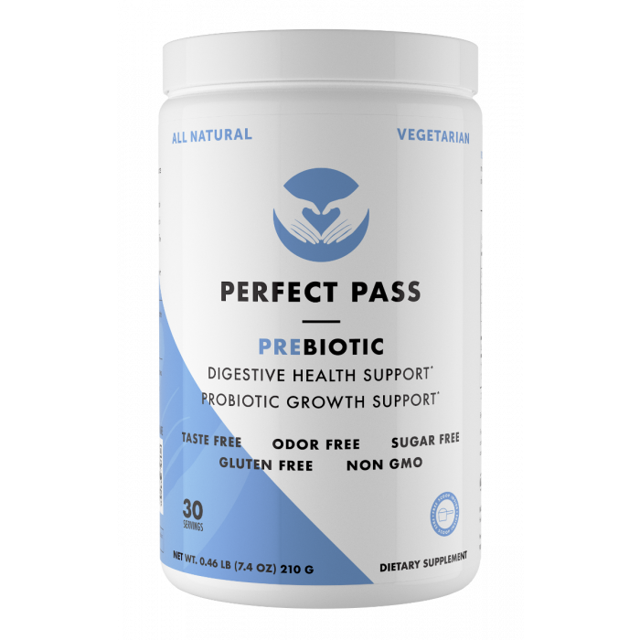 Prebiotics 210g Powder Perfect Pass