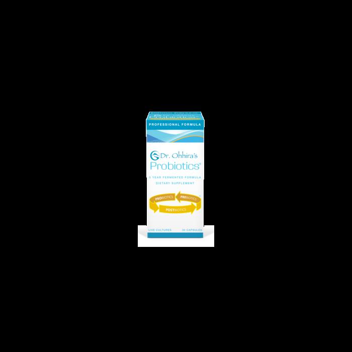Dr Ohhira's Probiotics Professional 30 caps Essential Formulas