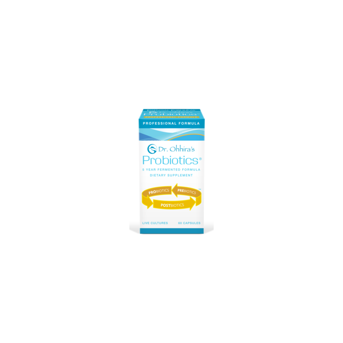 Dr Ohhira's Probiotics Professional 60 caps Essential Formulas