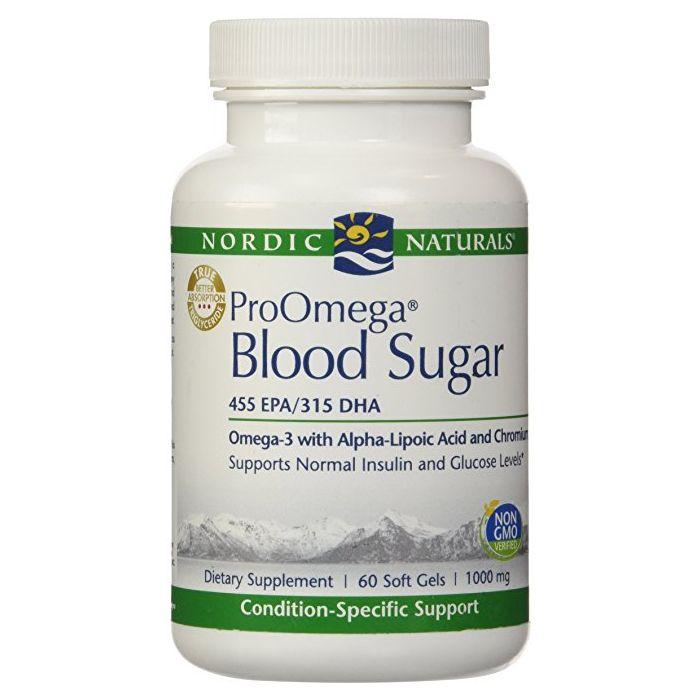 ProOmega Blood Sugar