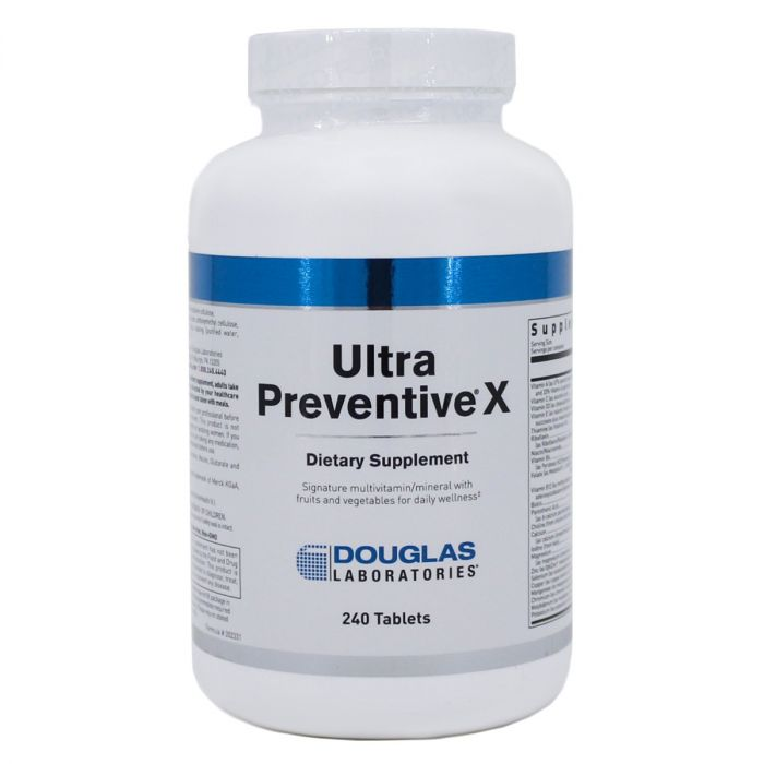Ultra Preventive X Tablets 240