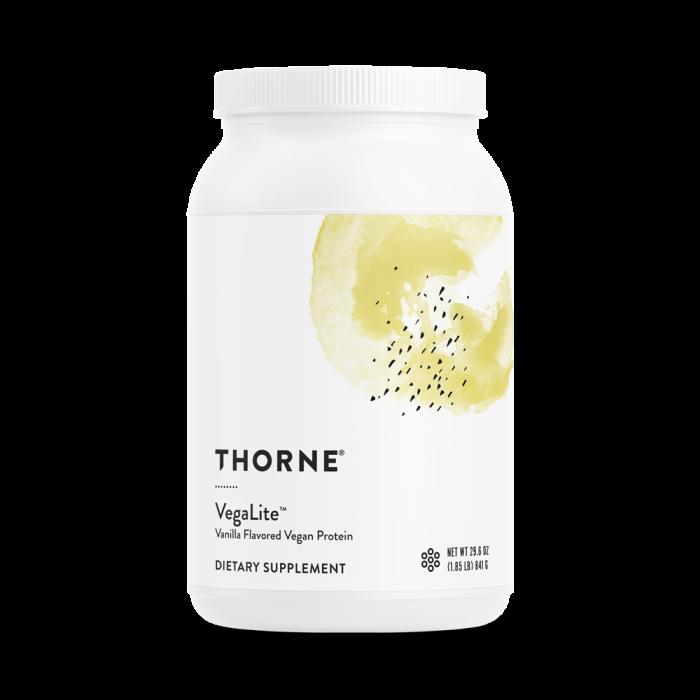 Vegalite Vanilla 29.6 oz Thorne Research