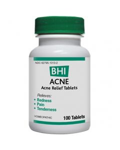 Heel BHI Acne Homeopathic Formula 100 tablets