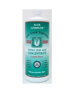 Aloe Concentrate Original Flavor Aloe Complete 1qt