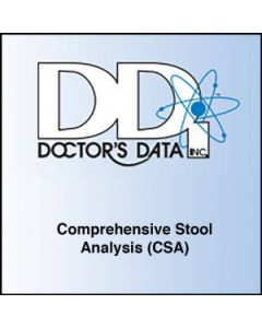 Doctors Data Comprehensive Stool Analysis (CSA)