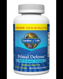 Garden of Life Primal Defense 216 tabs