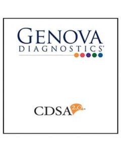 Genova CDSA 2.0 Digestive Stool Analysis No Parasitology