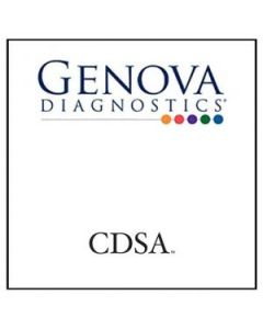 Genova Lab CDSA Comprehensive Digestive Stool Analysis No Parasitology