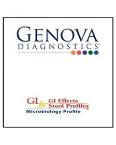 Genova Lab GI Effects Microbial Profile Stool