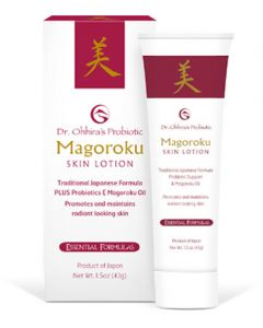 Essential Formulas Dr Ohhira's Probiotic Magoroku Moisture Cream 50ml