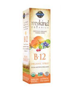 mykind Organics B12 Spray 2 oz
