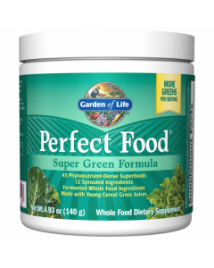 Garden of Life Perfect Food 140g Powder