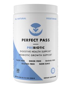 Perfect Pass Prebiotics 240g Powder