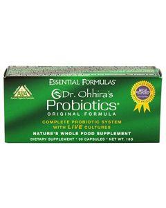 Essential Formulas Dr. Ohhira's Probiotics Original Formula - 30 caps