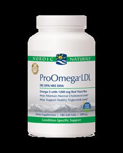 Nordic Naturals ProOmega LDL 180 soft gels
