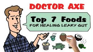 4 Steps to Heal Leaky Gut by Dr Axe