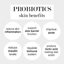 Your Skin, Happier: The Benefits of Taking Probiotics