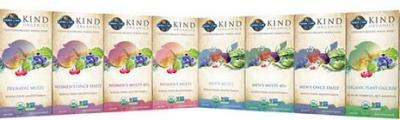 myKind Supplements With Nothing Artificial – 100% Organic